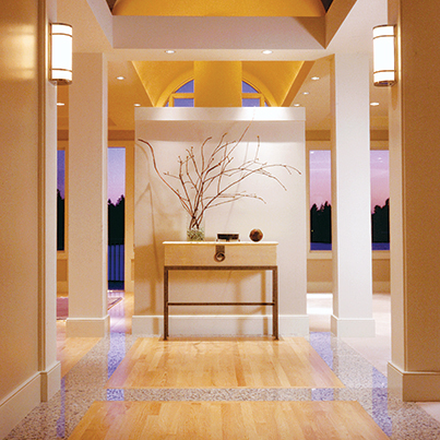 Installing Wood Floors With Mixed Media Wood Floor Business Magazine