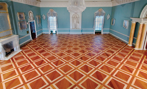 Over Its Fifty Years In Business Universal Floors Has Carved A Niche For Itself The Washington D C Area By Tackling Tricky Renovations Of Historical