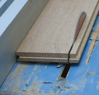 What Size Nails For Tongue And Groove Flooring