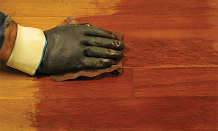 Some Wood Flooring Contractors Love To Stain Floors. They Up Sell Their  Jobs By Offering Customers Any Color They Desire, Even Without Having To  Buy ...