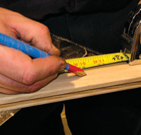 Make your own reducer strip
