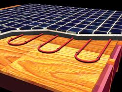 Heat Wave Installing Wood Flooring Over Radiant Heating
