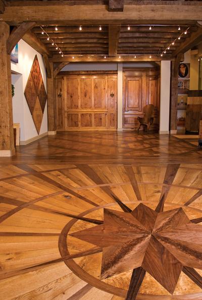 Wood Floor Of The Year Winners