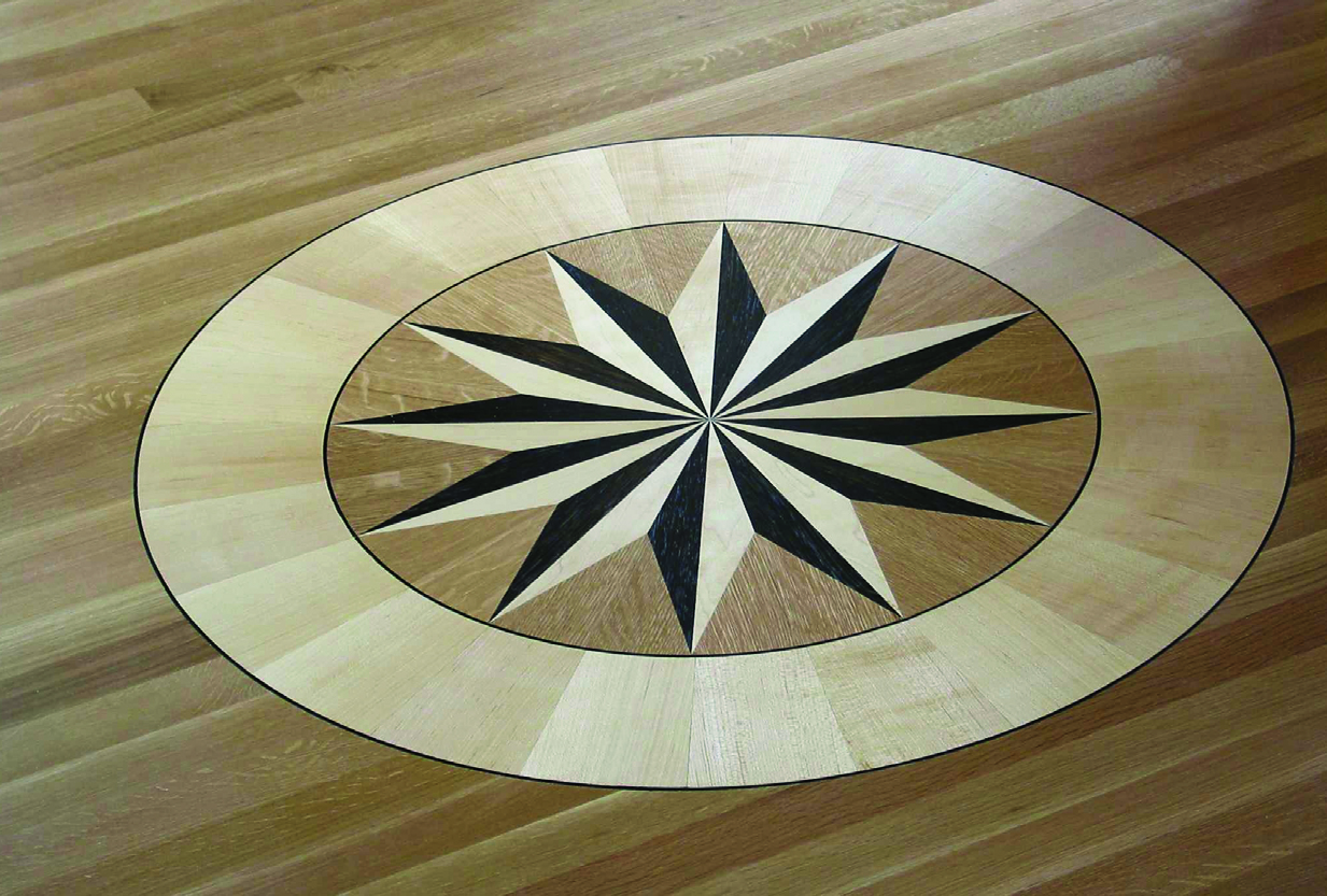 I Have Found Over The Years That A Great Way To Up Job Or Make Yourself Stand Out From Competition Is Add Custom Border Medallion Inlay
