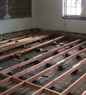wood floors part of grand renovation at ut's ayres hall - wood