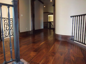 Recoating Prefinished Wood Floors Doesn T Have To Be A