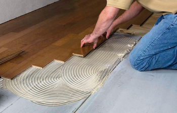 Simple Wood Floor Adhesive Advice to Help Your Glue-Down Jobs ...