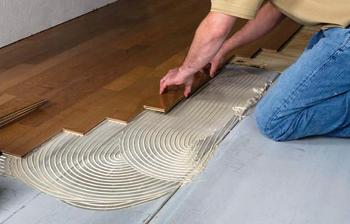 Simple Wood Floor Adhesive Advice To