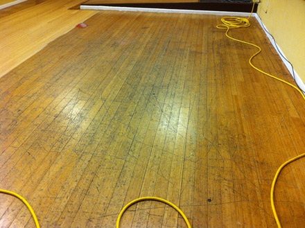 Resanding Bamboo A Tricky Proposition Wood Floor Business Magazine