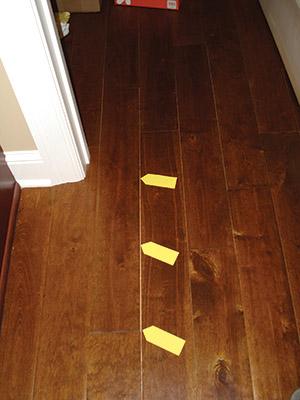 How Many Wood Floor Failures Start Before The Sale Wood Floor
