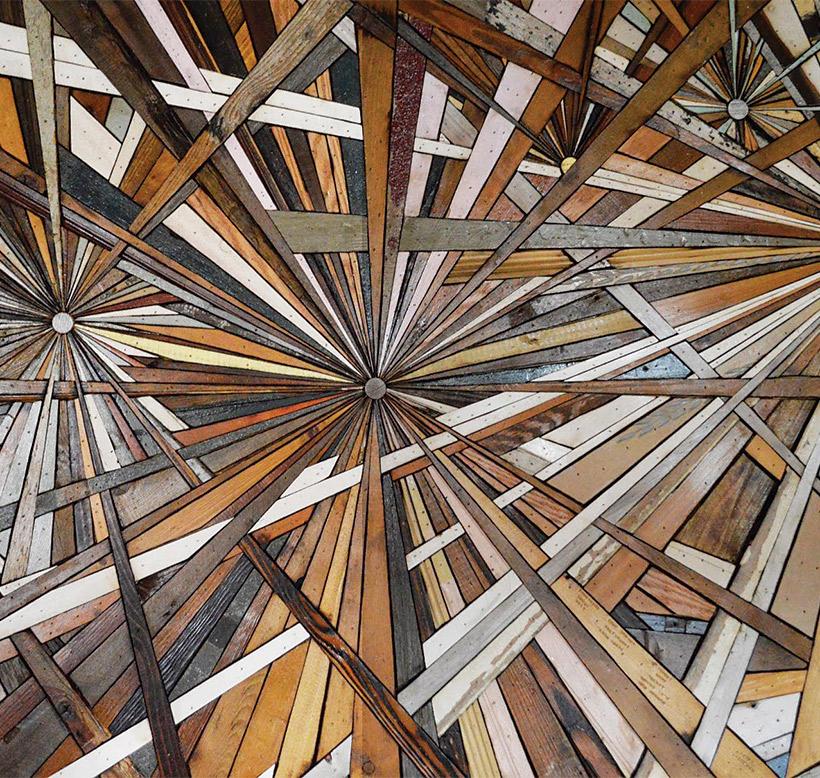 Sending Wood Floor Scraps To The Stars Wood Floor Business Magazine