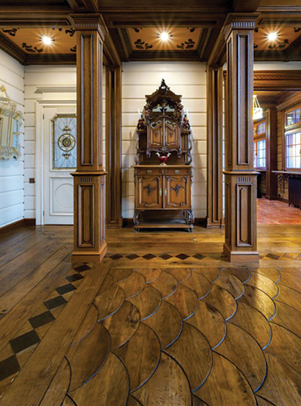 Wood floor of the year the best floors of 2015 wood for Casabella floors