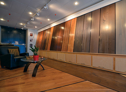 Gaylord Hardwood Flooring Is A Small Manufacturer With A Multitude Of  Optionsu2014co Owner Greg Gaylord Says At Last Count, They Had More Than  400,000 Offerings ...