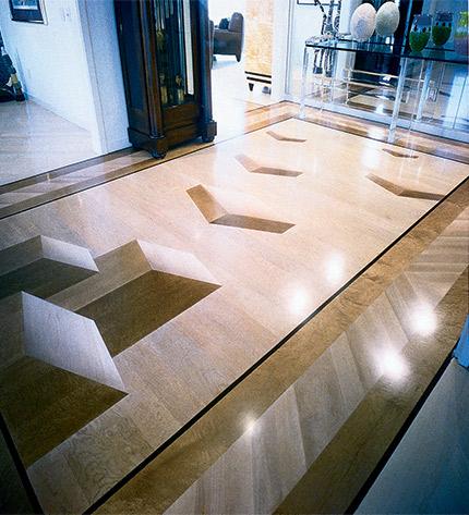 Winning wood floors nwfa floor of the year 1997 wood for Hardwood floors unlimited