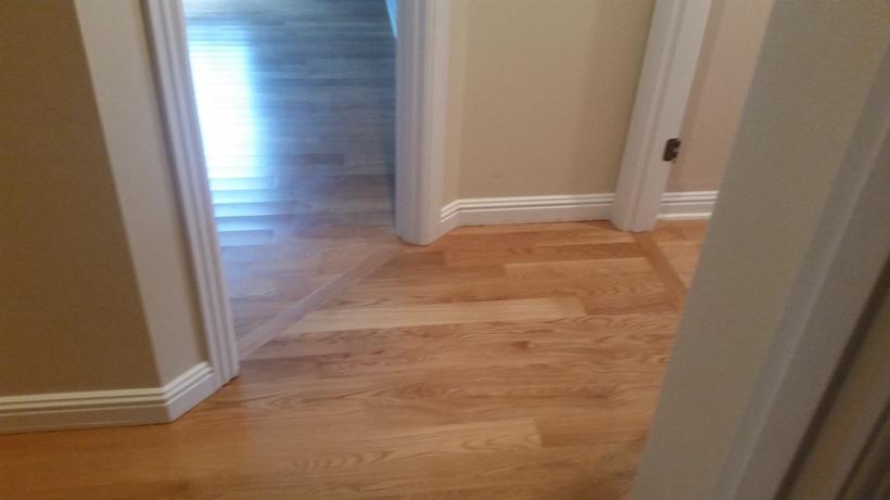 Kidney stones cupped floors wood floor school more for Hardwood floors cupping