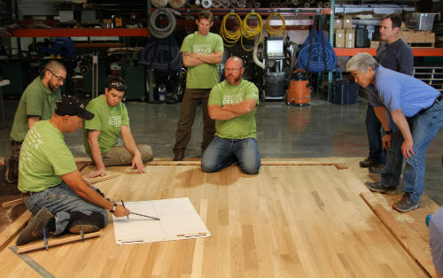 national wood flooring association technical reference manual