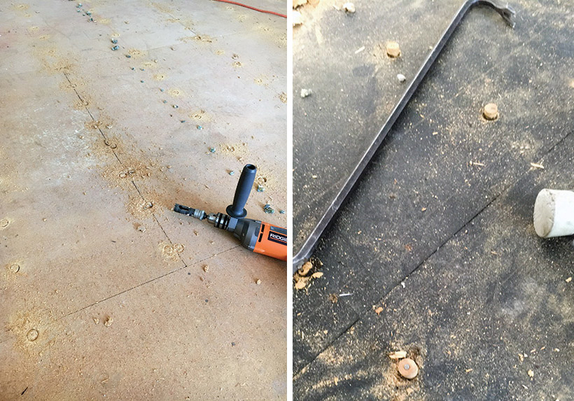 Trick of the Trade: Pulling out That Particleboard - Wood