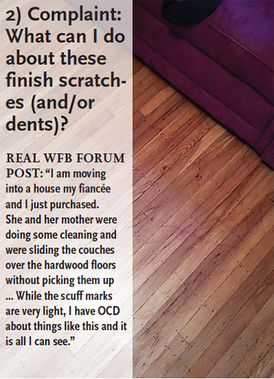 Consumer Complications Avoid These Top Problems Wood Floor