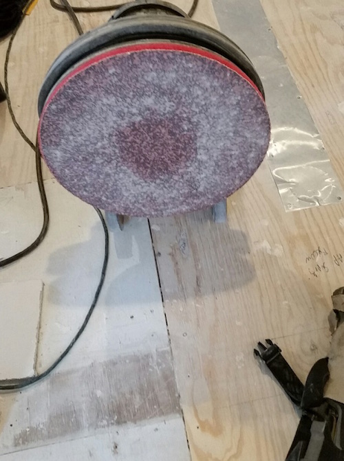 How-To: A Herringbone Floor, Part 2 (Subfloor Prep) - Wood Floor