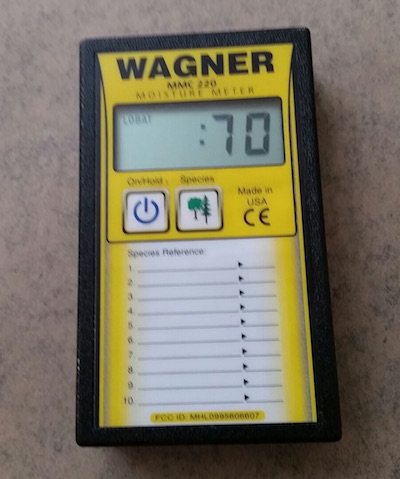 Hardwood flooring moisture meter gurus floor for Wood floor moisture meter
