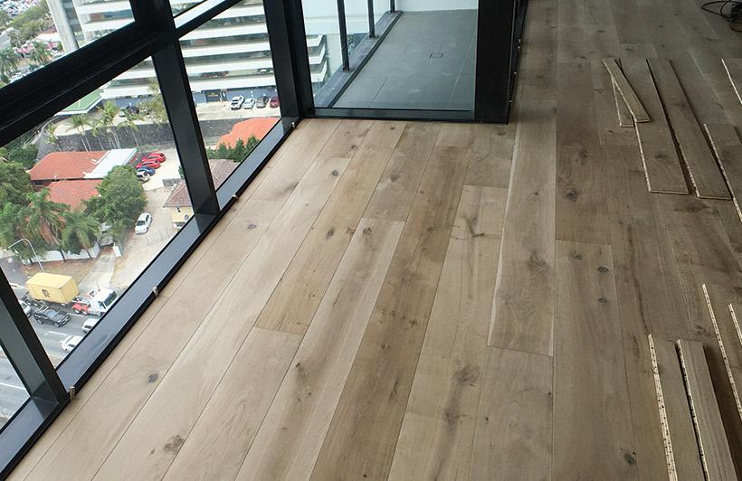 One Way We Avoid Trouble The 10 Board Measurement Wood Floor