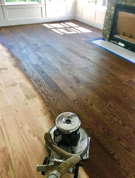Today S Wood Flooring Stains What You Need To Know Wood