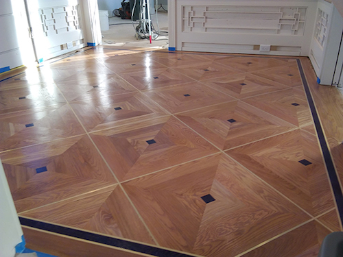 Sponsored A Wood Floor Recognized For Beauty