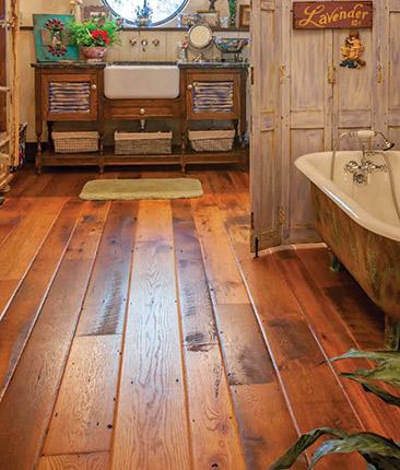 2018 Reclaimed Wood Flooring Product Focus Wood Floor