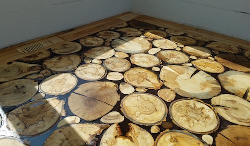 Wood Floor Of The Week Climbing