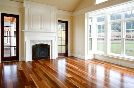 Scott Avery finished wood floor.jpg - A Second Strategy - Wood Floor Business Magazine