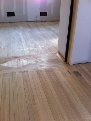 Glass Smooth How To Avoid Burnishing Picture Framing Wood Floor